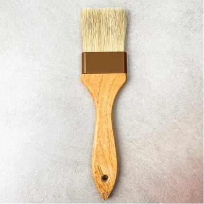 Body Mask Brush (Natunal Bristles)